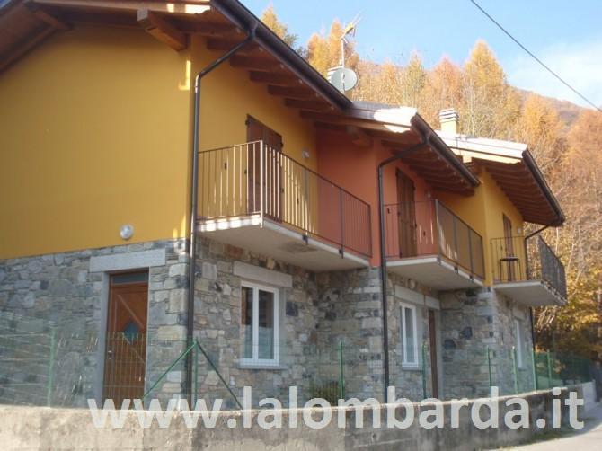 Villetta in Vendita a Livo: 2 locali, 65 mq