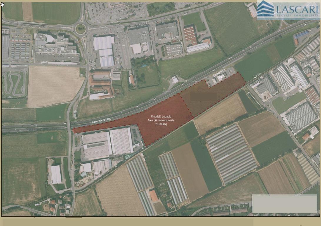 Terreno industriale in vendita - 42000 mq