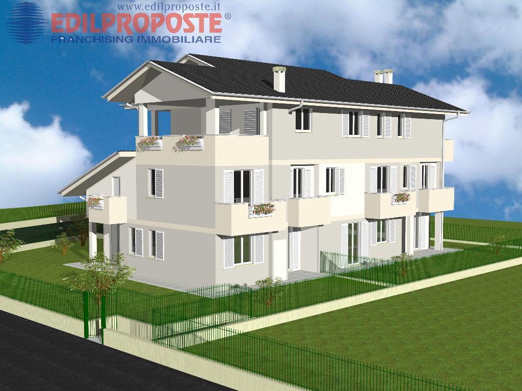 Vendita Trilocale Appartamento Lazzate Via Carducci  182782