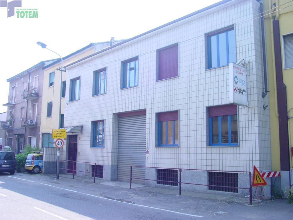 Laboratorio in Vendita a Milano 28 Vialba / Musocco / Lampugnano: 5 locali, 450 mq