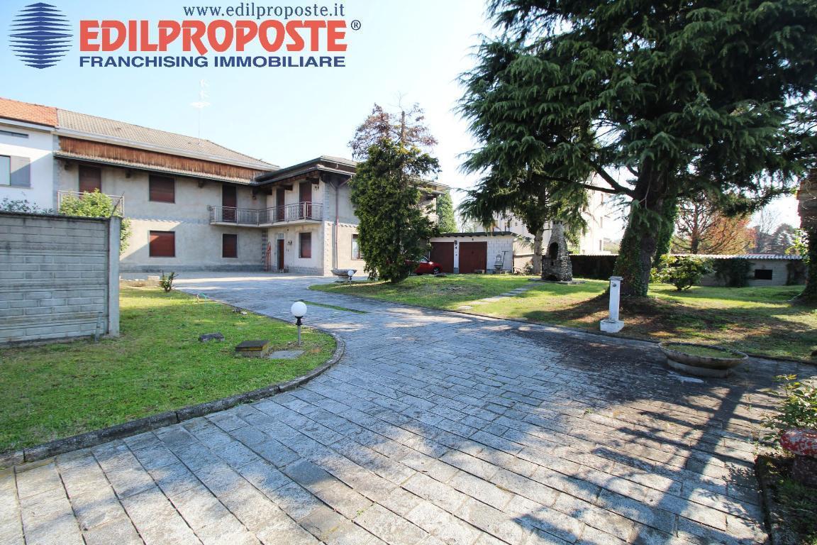 Vendita Casa Indipendente Casa/Villa Lazzate Via Libertà  170467