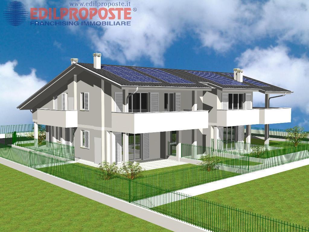 Vendita Quadrilocale Appartamento Lazzate Via San Lorenzo  180934