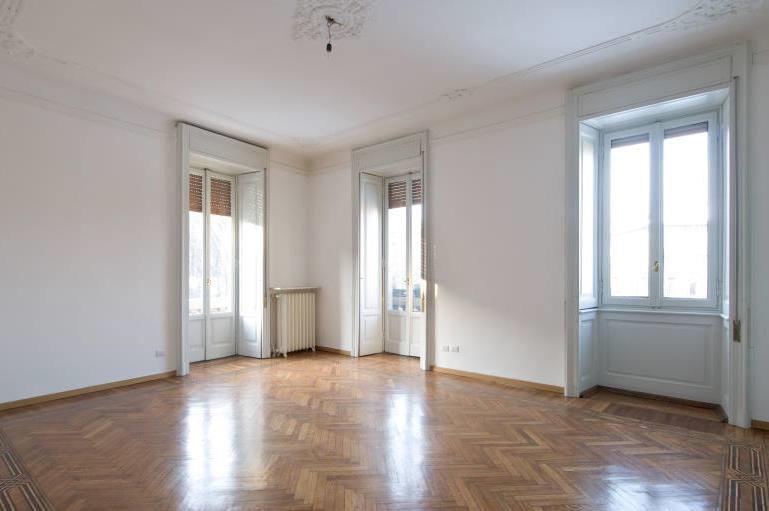 Appartamento in Affitto a Milano 02 Brera / Volta / Repubblica: 3 locali, 130 mq