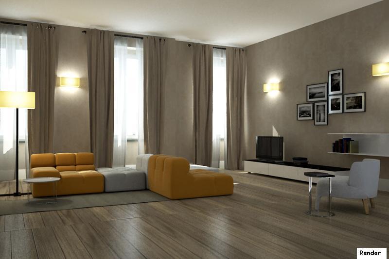 Appartamento in Vendita a Milano 01 Centro storico (Cerchia dei Navigli):  5 locali, 268 mq  - Foto 1