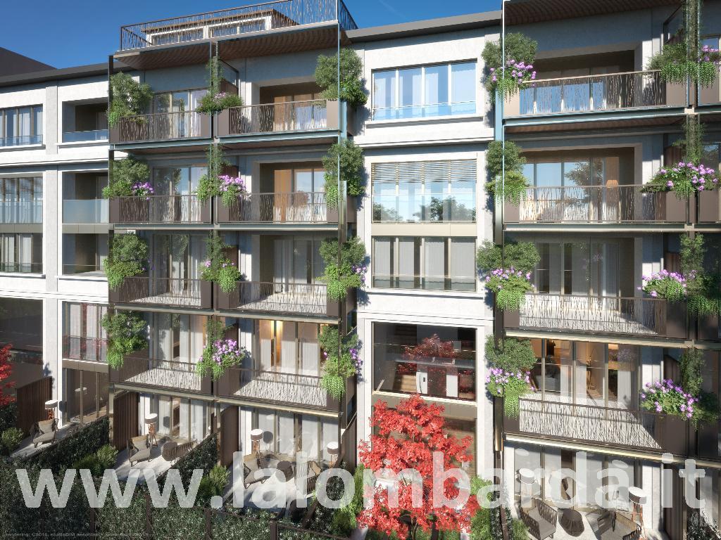 Appartamento in Affitto a Milano: 2 locali, 60 mq