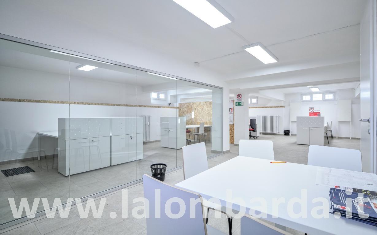 Ufficio-studio in Vendita a Monza: 230 mq