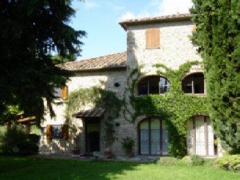 Villa in Affitto a Barberino Val D'Elsa: 5 locali, 510 mq