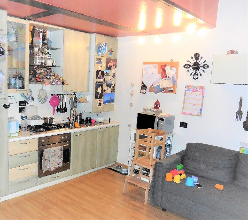 Appartamento in Vendita a Cinisello Balsamo: 2 locali, 58 mq