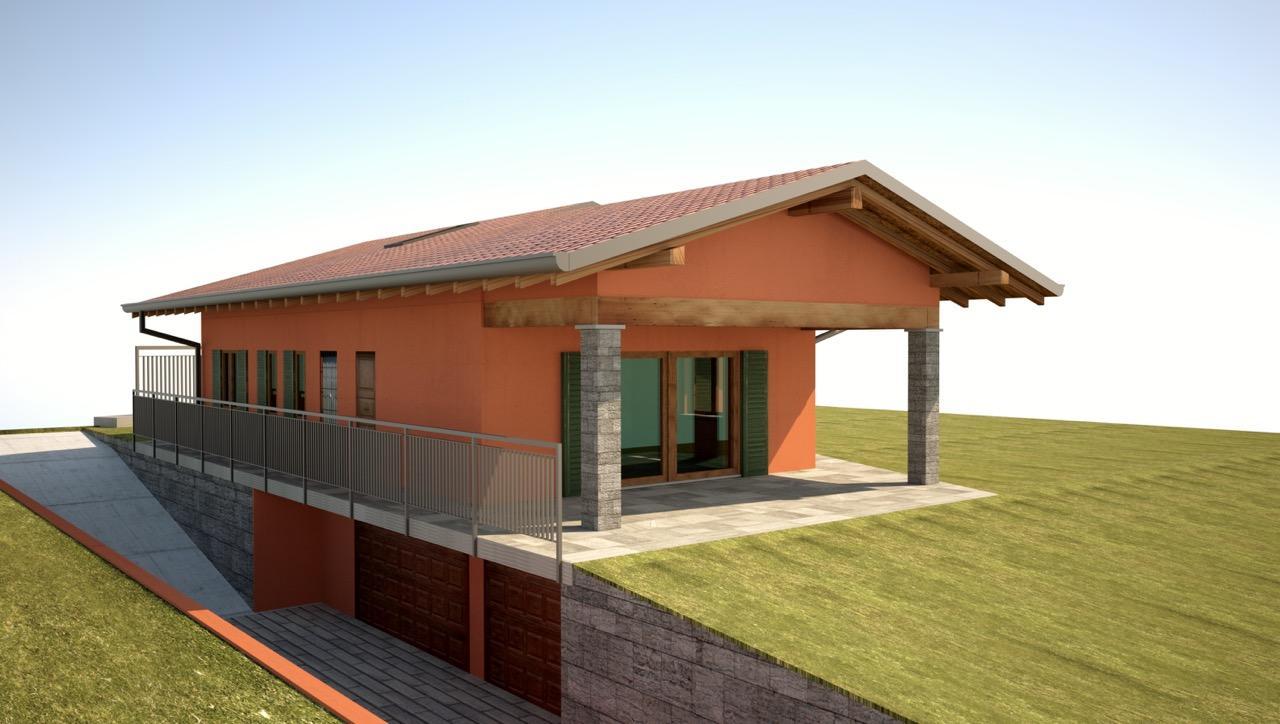 Villa in vendita a Monte Marenzo, 5 locali, Trattative riservate | Cambio Casa.it