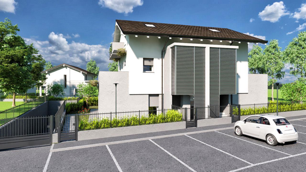 Vendita appartamento Cisano Bergamasco superficie 176m2