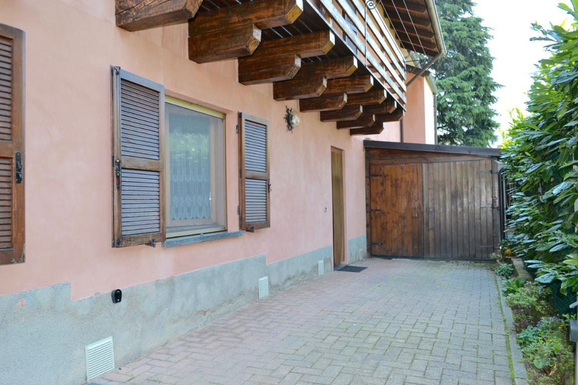 Soluzione Indipendente in vendita a Cisano Bergamasco, 4 locali, prezzo € 210.000 | Cambio Casa.it