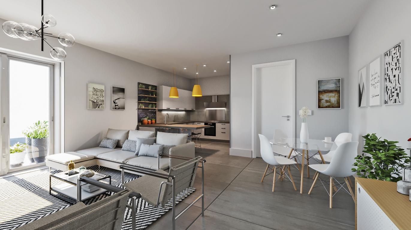 Nuova costruzione in classe a milano zona nolo ampio for Appartamenti prestigiosi milano
