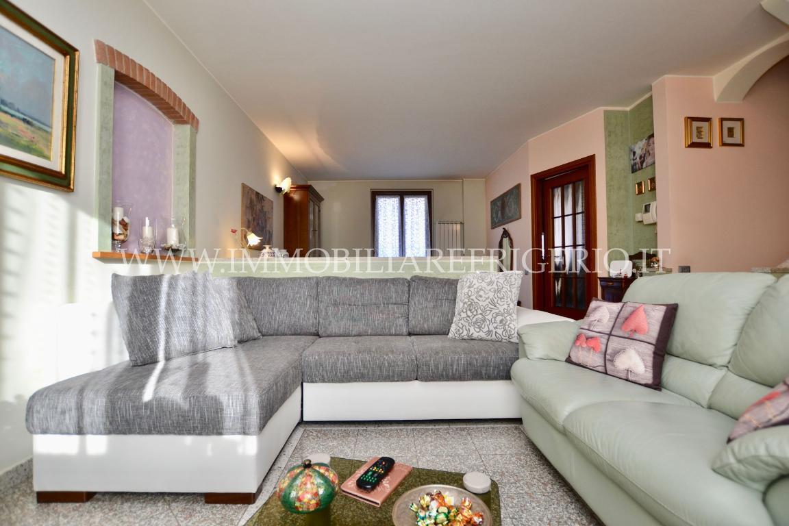 Vendita villa a schiera Almenno San Salvatore superficie 133m2