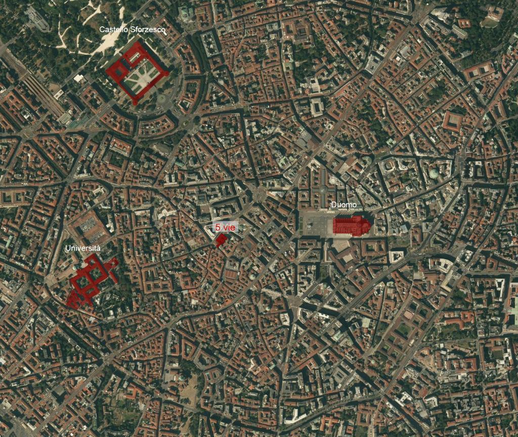 Bilocale Milano Del Bollo Via 6 8