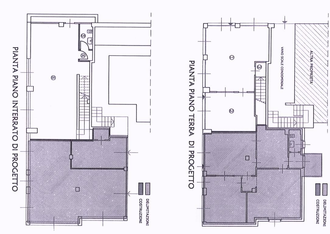Negozio / Locale in affitto a Cisano Bergamasco, 1 locali, zona Località: Semicentro, prezzo € 875 | Cambio Casa.it