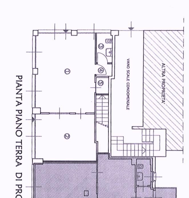 Negozio / Locale in affitto a Cisano Bergamasco, 1 locali, zona Località: Semicentro, prezzo € 666 | Cambio Casa.it