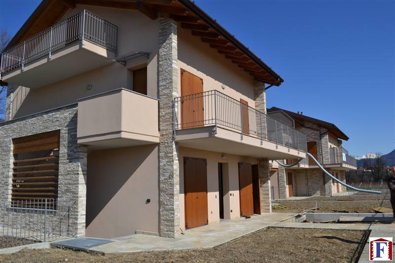Appartamento in vendita a Barzana, 3 locali, prezzo € 270.000 | Cambio Casa.it