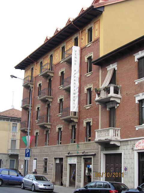 Bilocale Torino Corso Regio Parco 154 1