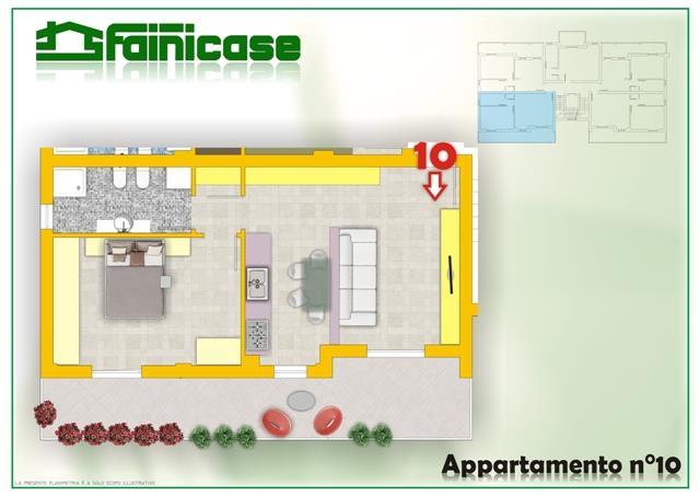 Vendita  bilocale Truccazzano Via Manzoni 16 1 430275