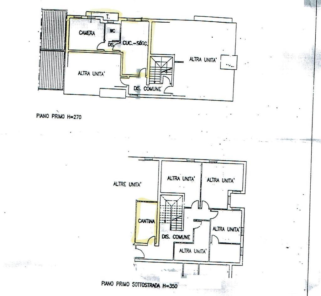 Vendita  bilocale San Zenone degli Ezzelini Via Sopracastello 1 263824