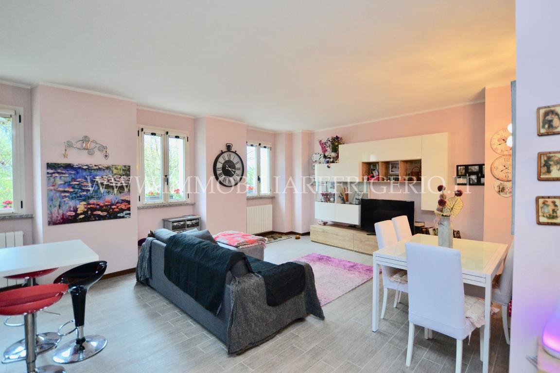 Vendita appartamento Brivio superficie 80m2
