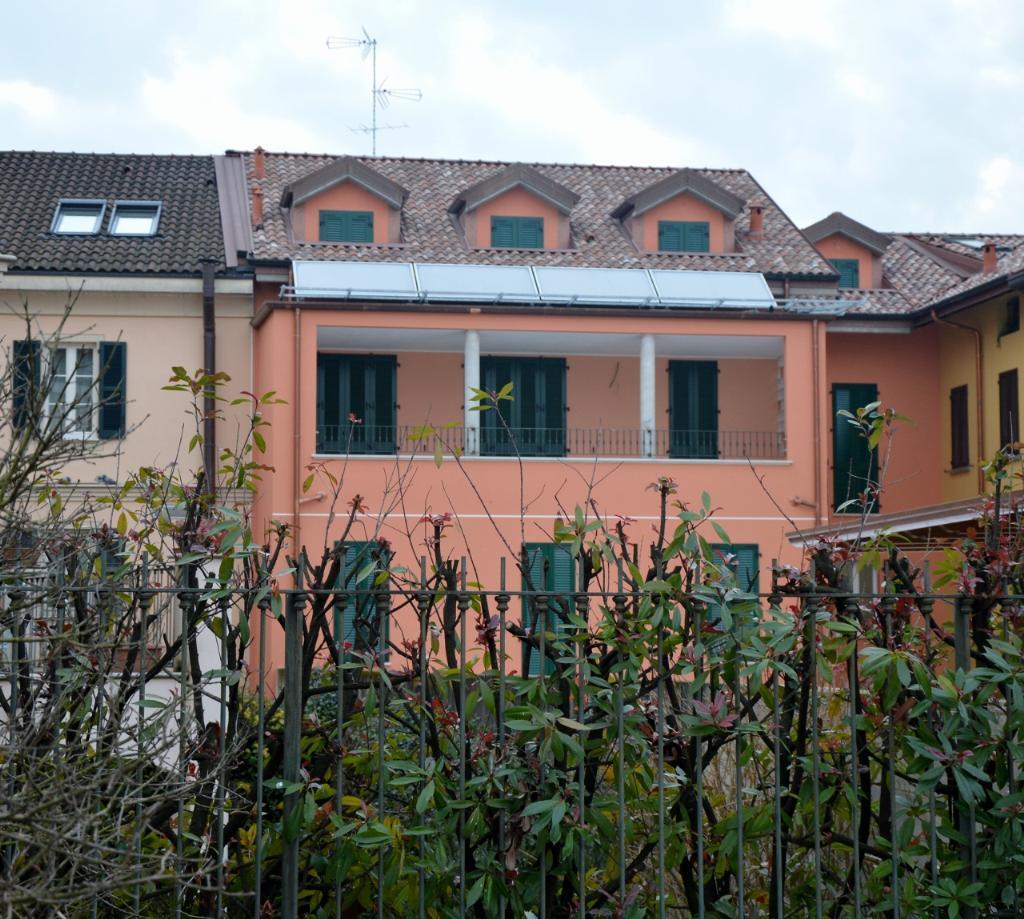 Bilocale Villasanta Piazza Daelli 4