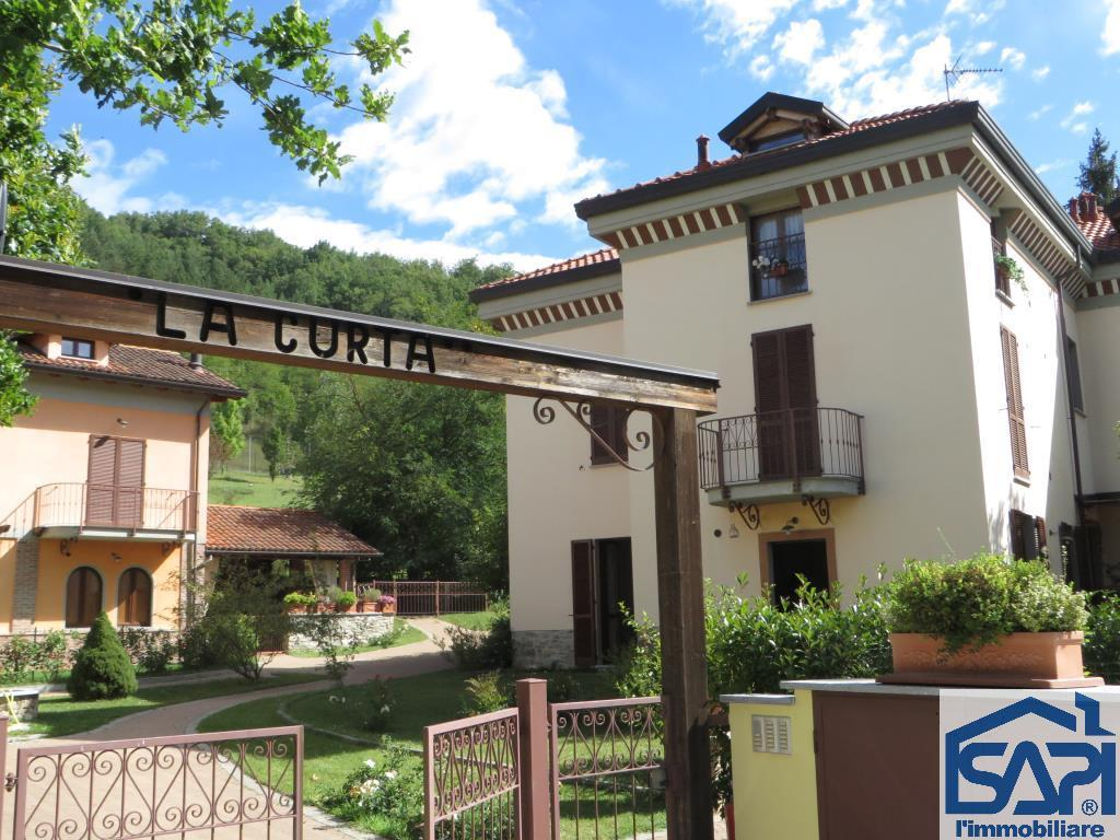 Appartamento in vendita a San Sebastiano Curone, 2 locali, prezzo € 70.000 | Cambio Casa.it