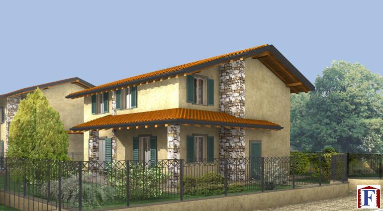 Villa in Vendita a Mapello