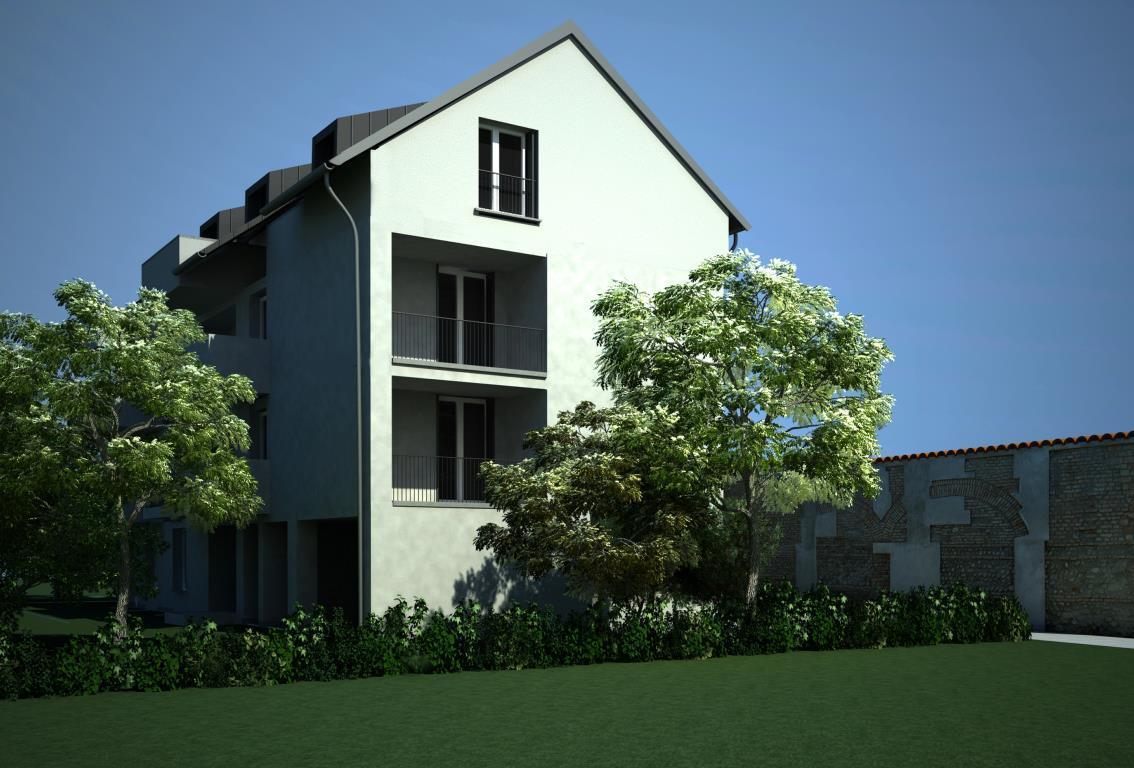 Appartamento in vendita a Monza, 4 locali, zona Località: San Biagio, prezzo € 462.000 | Cambio Casa.it