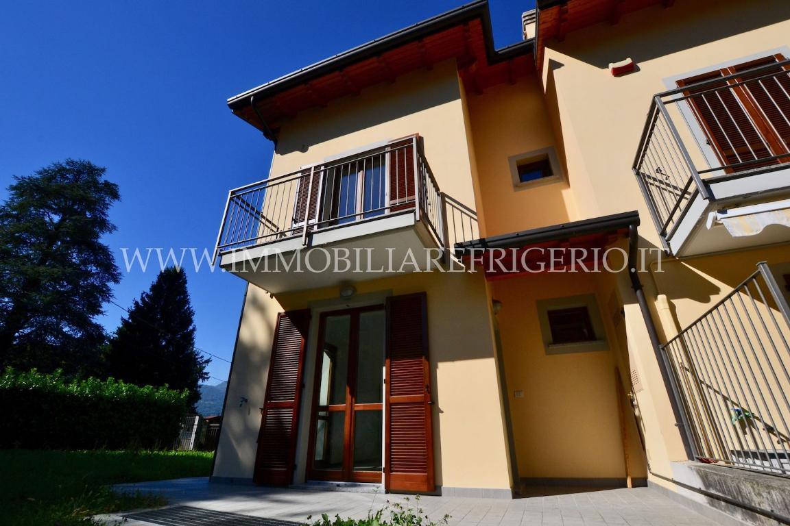 Vendita villa a schiera Calolziocorte superficie 150m2