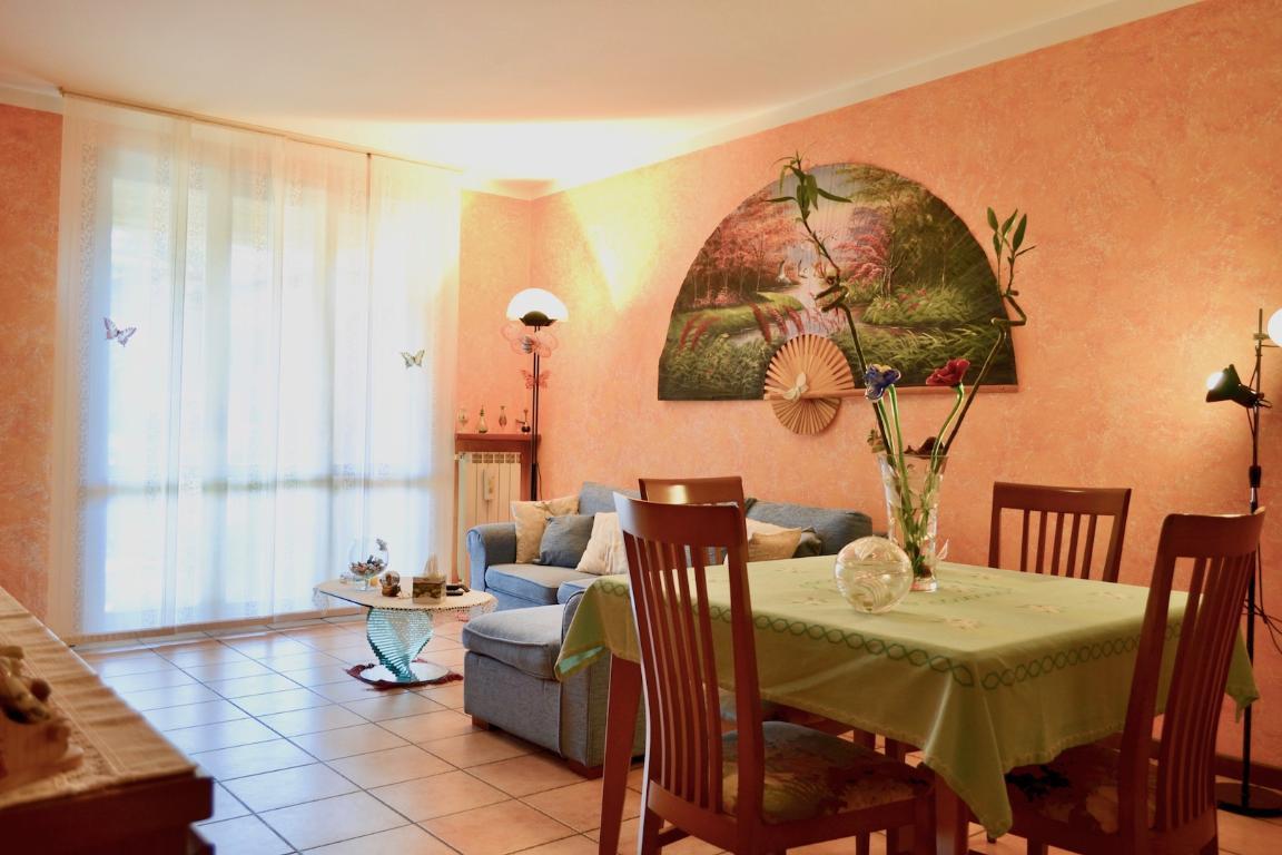 Appartamento in vendita a Cisano Bergamasco, 3 locali, prezzo € 142.000 | CambioCasa.it