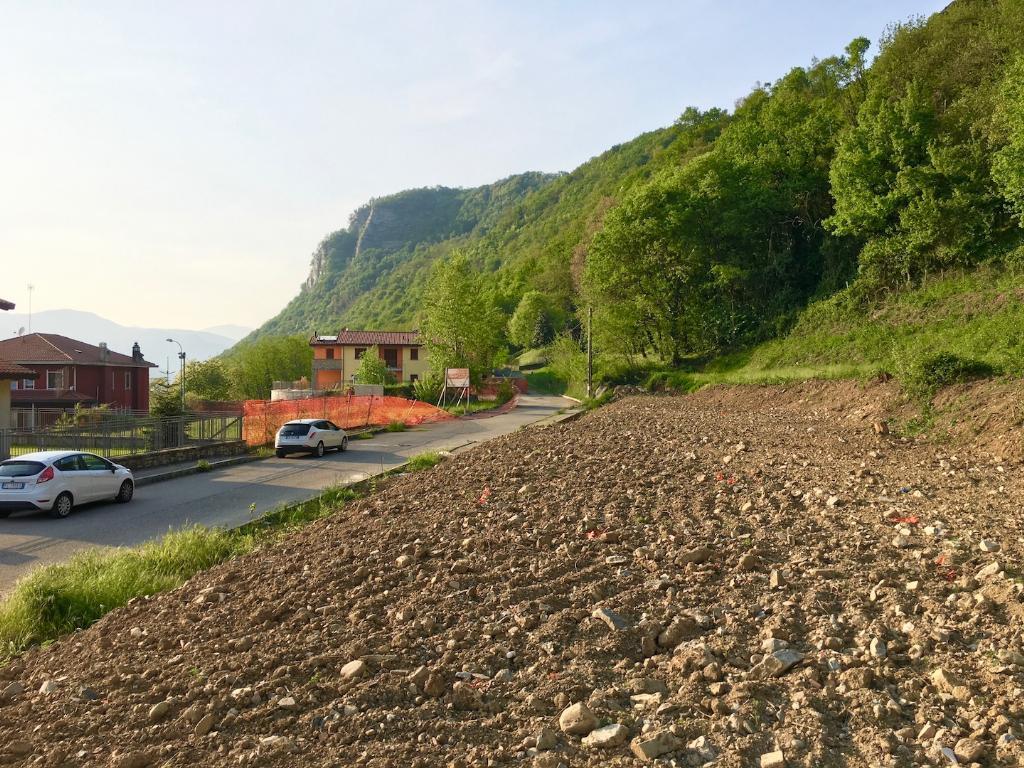 Terreno Edificabile Residenziale in vendita a Cisano Bergamasco, 1 locali, prezzo € 110.000 | Cambio Casa.it
