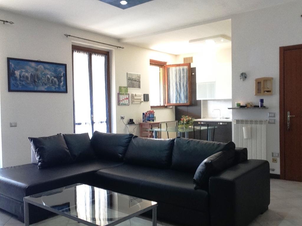 Bilocale Cornate d Adda Via Mazzini 37 5