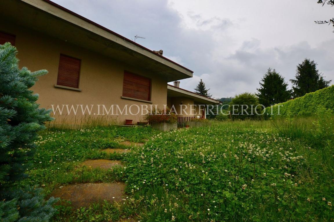 Vendita villa singola Cisano Bergamasco superficie 400m2