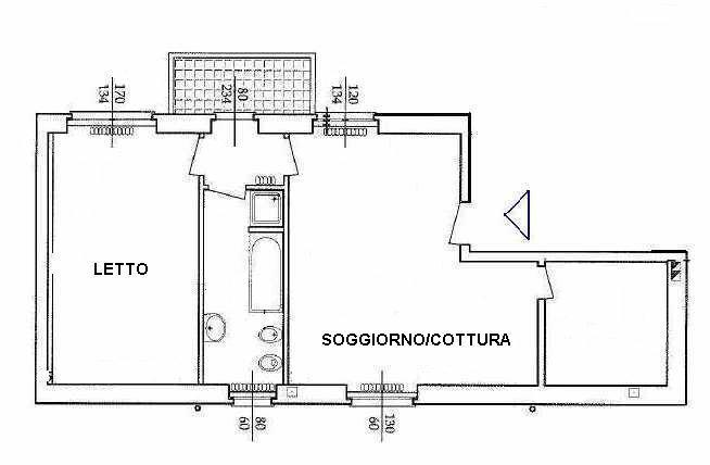 Vendita  bilocale Meda Via Como 1 585041