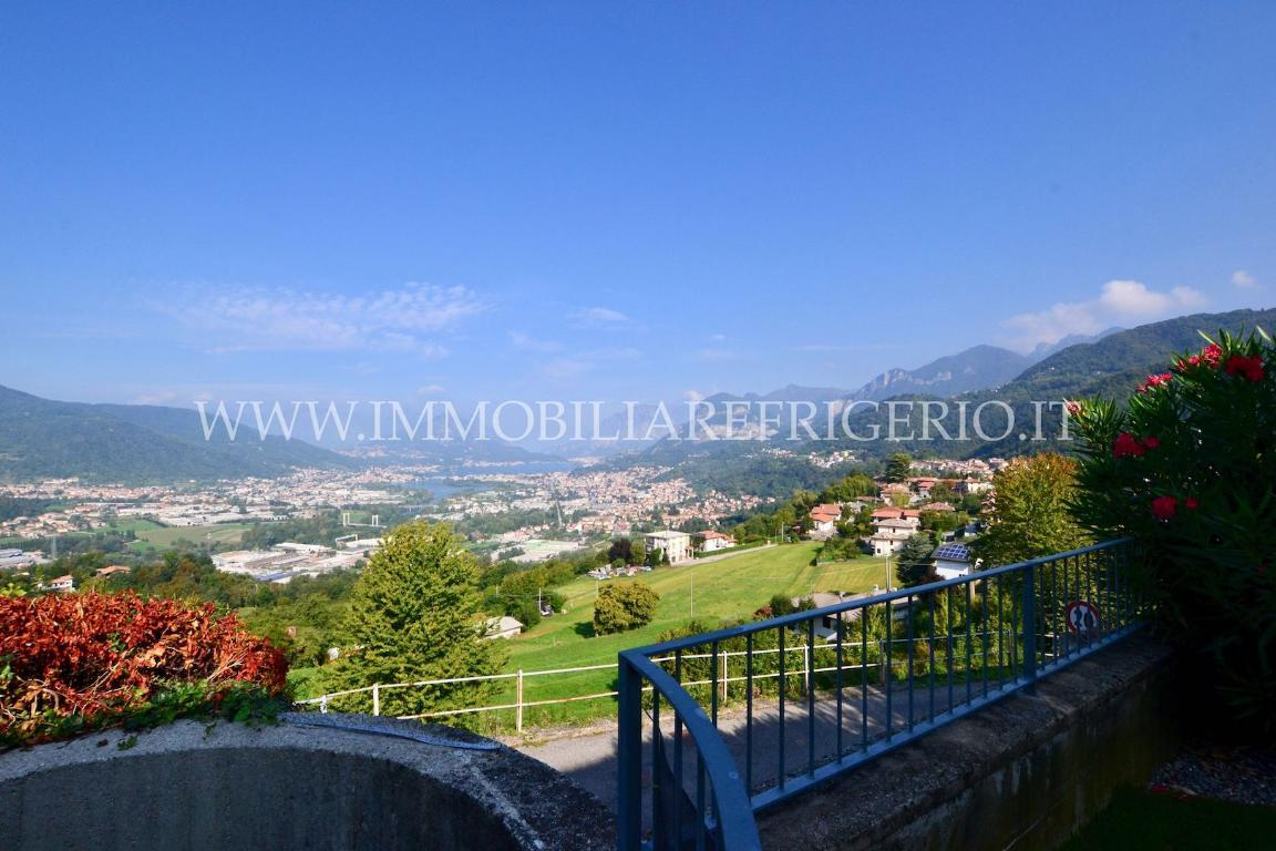 Vendita villa bifamiliare Monte Marenzo superficie 220m2