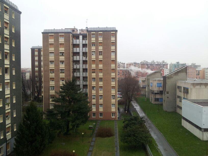 Bilocale Milano Via Tolstoi 2