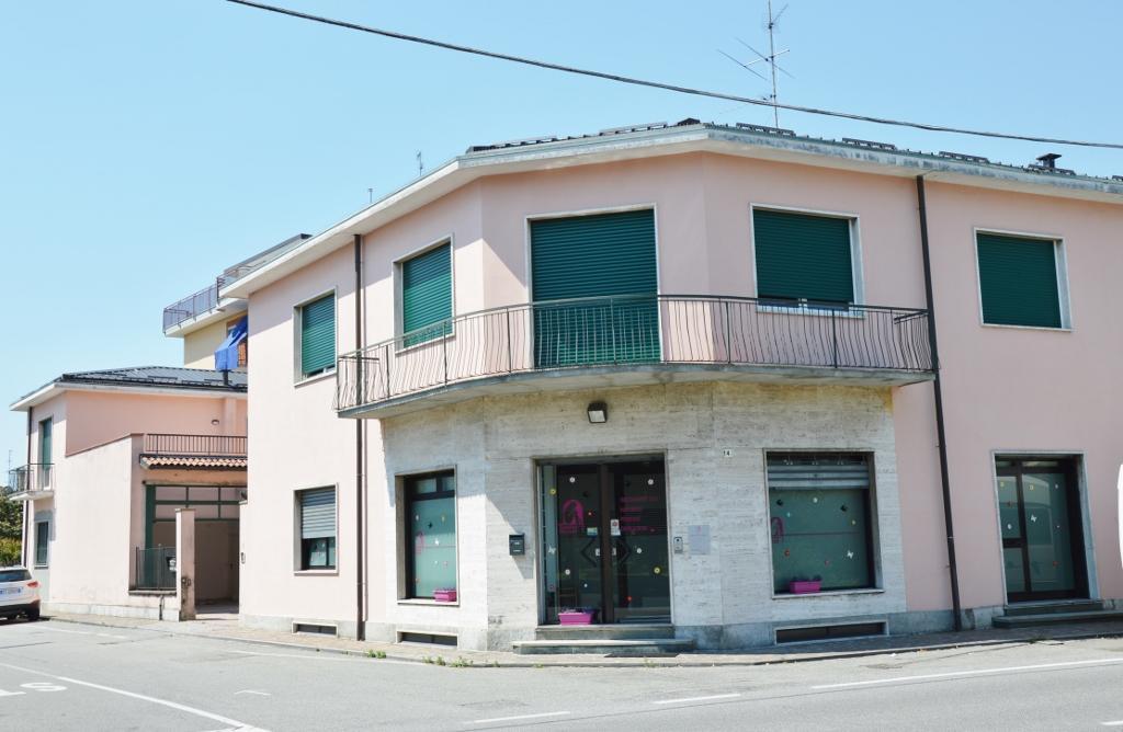Bilocale Concorezzo Via Marco Polo 1