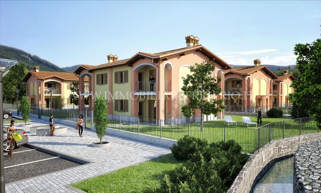 Vendita villa bifamiliare Mapello superficie 225m2