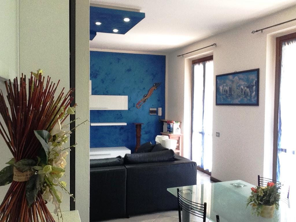Bilocale Cornate d Adda Via Mazzini 37 9