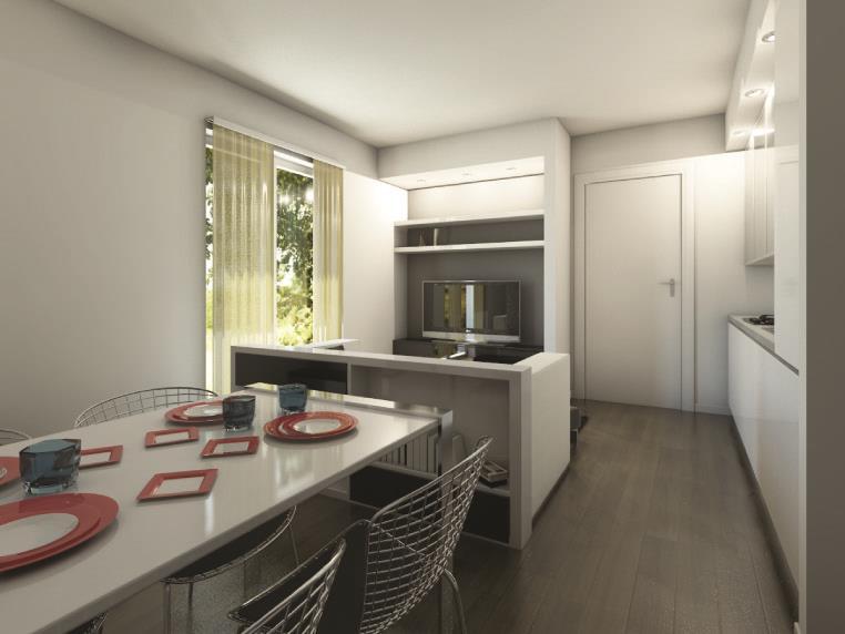 Appartamento in vendita a Mapello, 2 locali, prezzo € 110.000 | Cambio Casa.it
