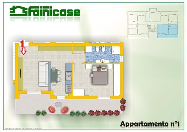 Affitto  bilocale Truccazzano Via Manzoni 16 1 1061950