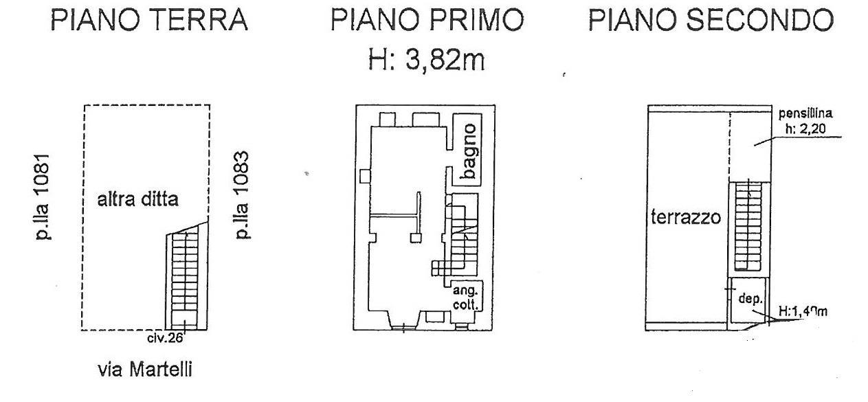 Vendita  bilocale Casamassima Via Martelli 1 987596