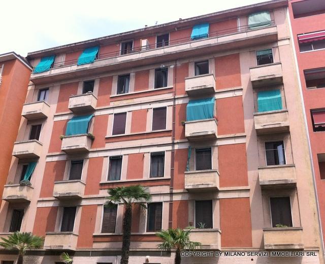 Bilocale Milano Via G. Murat 66 1