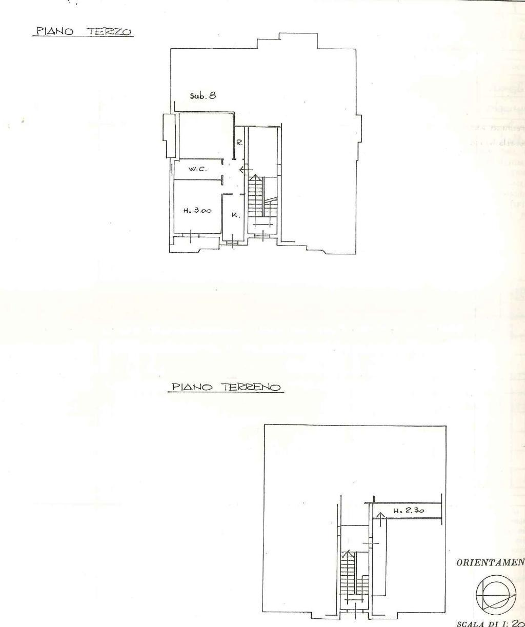 Vendita  bilocale Zibido San Giacomo Via Giuseppe Di Vittorio 12 1 979651