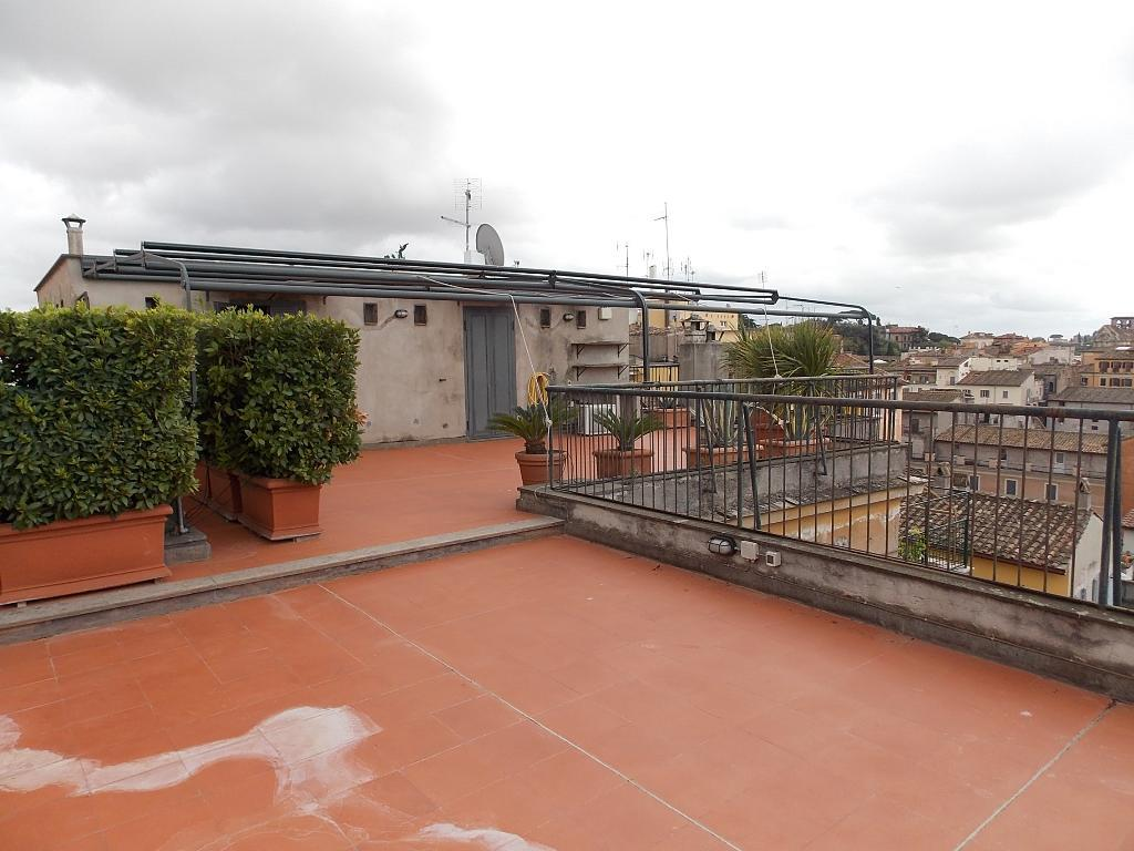 Affittasi Attico/Loft nel centro storico di Roma