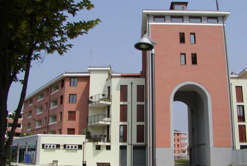 Bilocale Concorezzo Via Monte Rosa - residenza La Ghiringhella 1