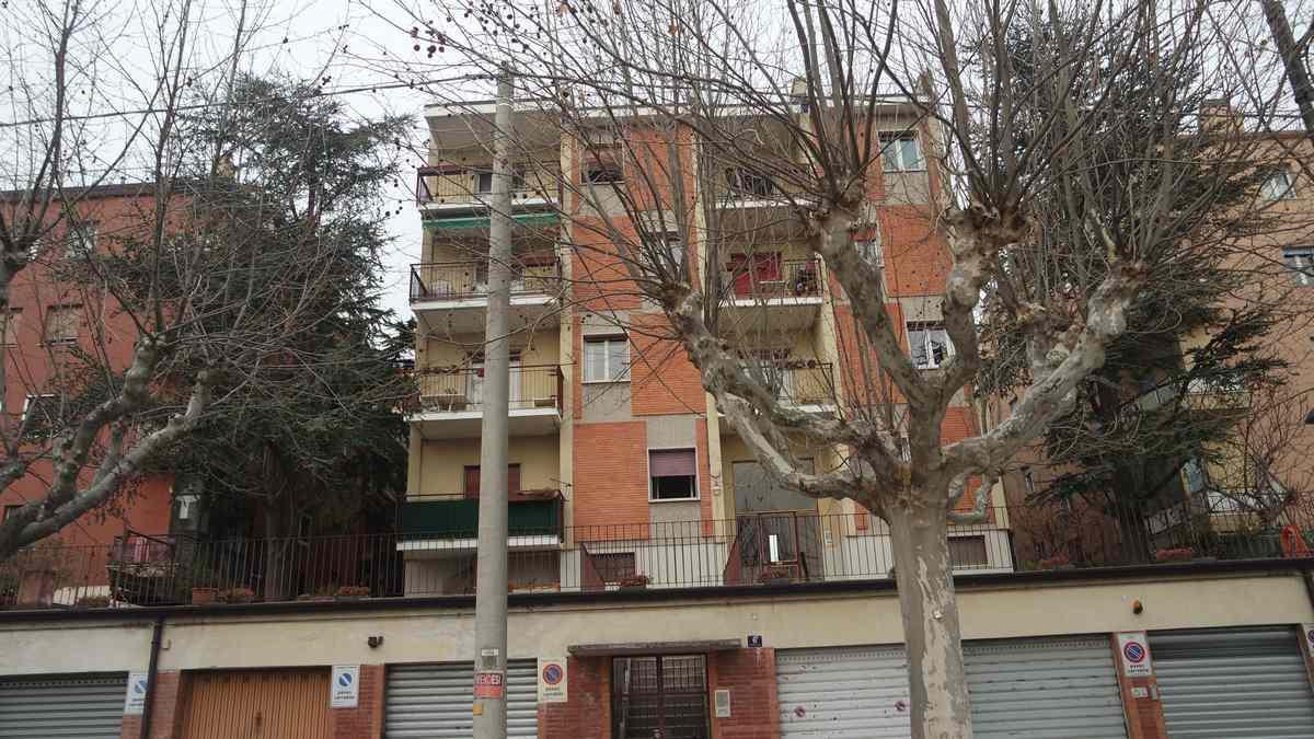 Bilocale Trieste Via D'angeli 6 1