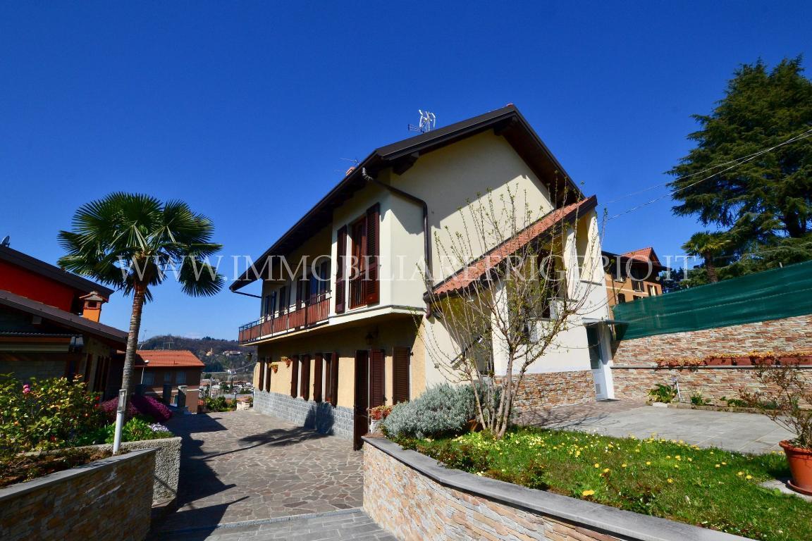 Vendita appartamento Villa d'Adda superficie 117m2