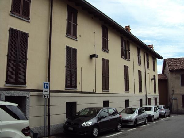 Bilocale Nibionno Via Garibaldi 1